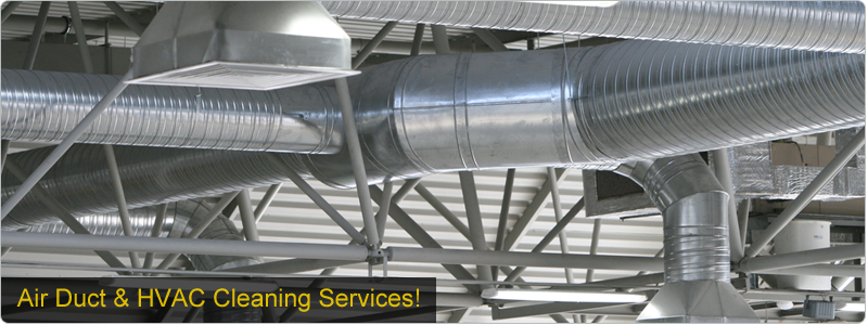 air duct and hvac cleaning services