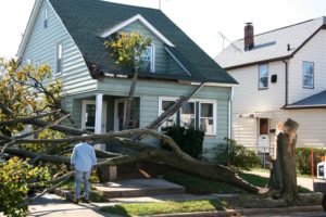 Weather Damage Cleanup Restoration Charlotte NC