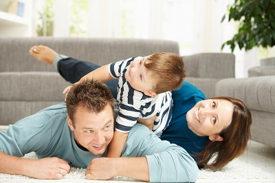 Family owned carpet cleaning Washington DC