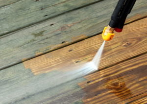 Best Time To Wash Your Deck