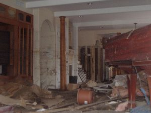 Fast Response Is Critical When Cleaning Up Water Damage