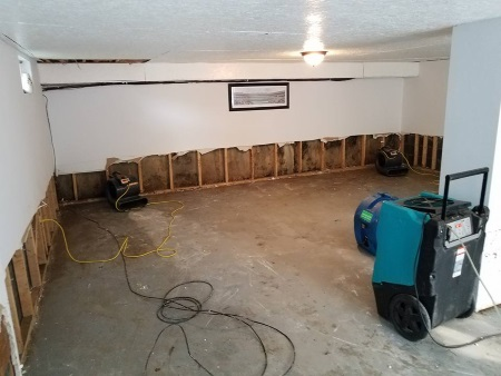 Water Damage Cleanup and Restoration Charlotte NC 24 Hr